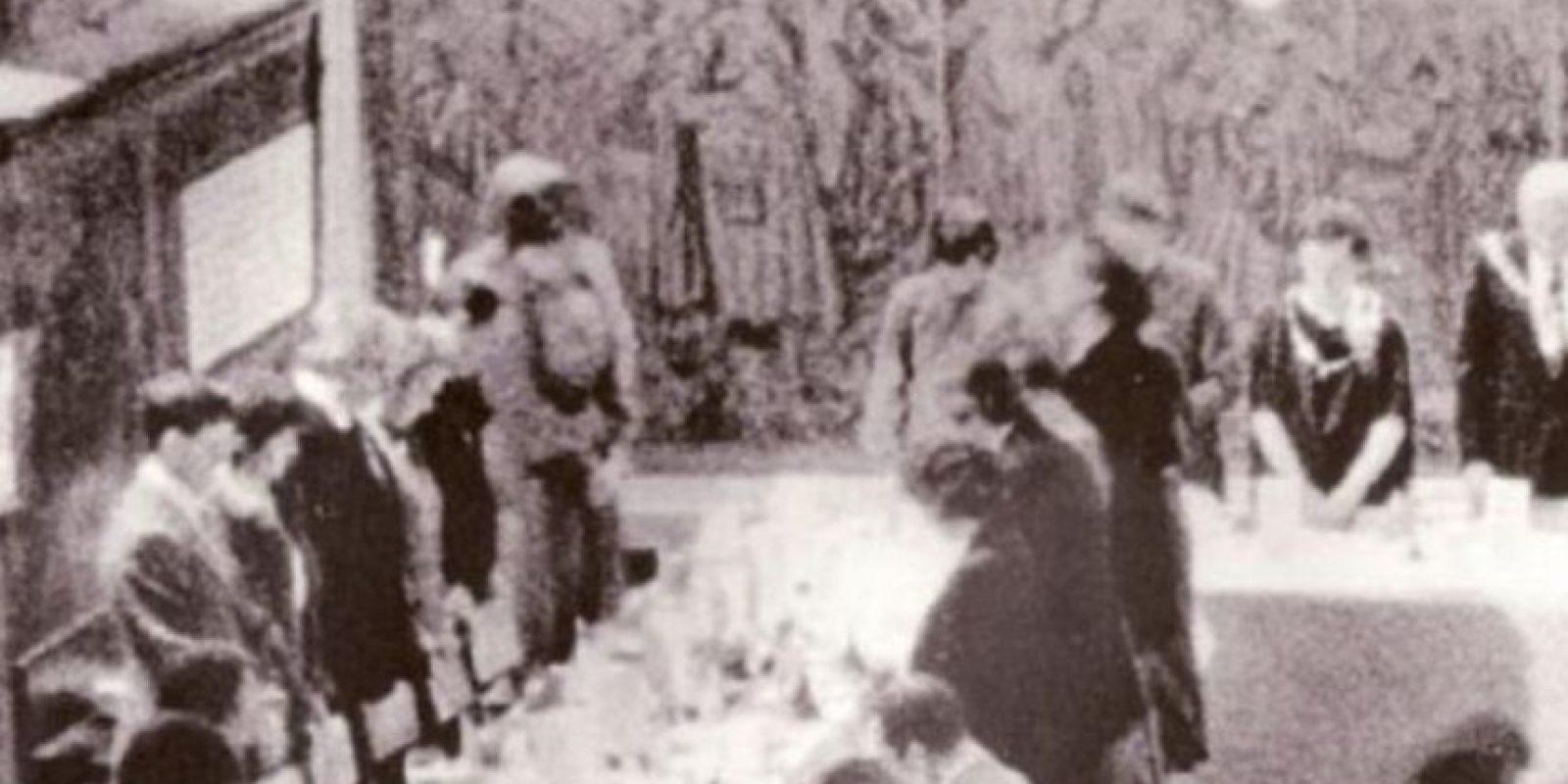 ¿Hay o no hay un fantasma? Todas estas fotos se tomaron mucho antes de los efectos digitales y han sido objeto de debate a lo largo de los años Foto:Ghost Research Society