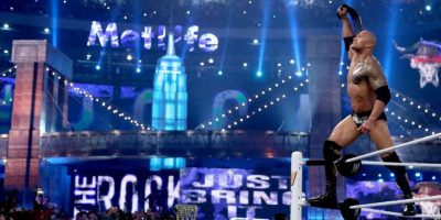 Oficializó la boda del cómico Nick Mundy Foto:WWE