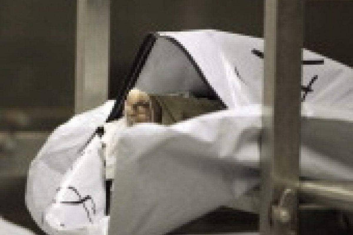 El cadavér era de uno de los pacientes que estaba en la sala de emergencia desde hacía varios días. Foto:Getty Images
