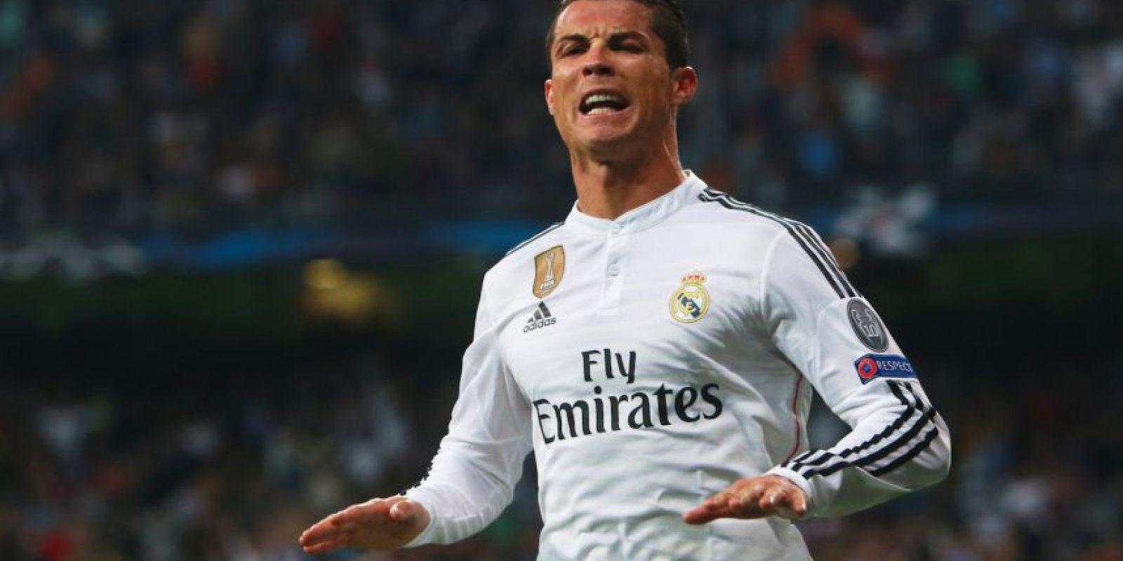 """Por las reglas del """"Fair Play Financiero"""" y la capacidad económica de los equipos europeos, pocos clubes pueden aspirar a tener al portugués entre sus filas. Foto:Getty Images"""
