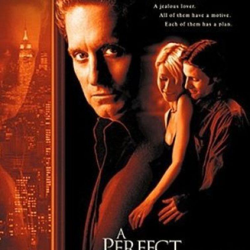 Con 29 años de diferencia, Gwyneth Paltrow y Michael Douglas vivieron un romance en esta cinta de 1998. Foto:Warner Brothers