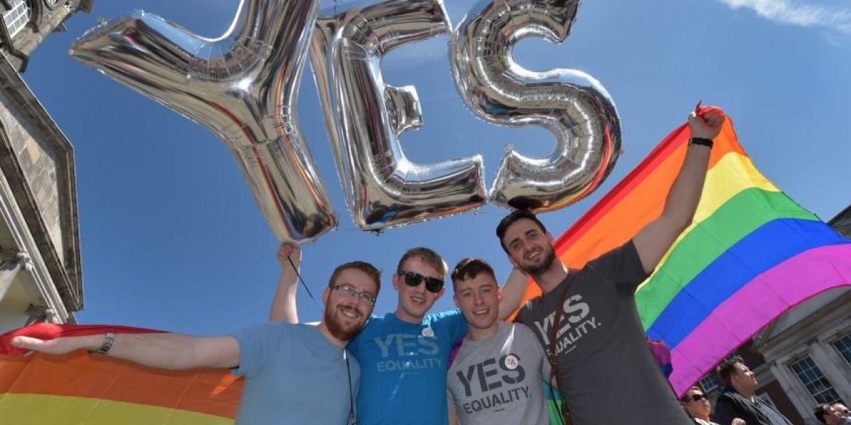 Irlanda es el primer país en aprobar el matrimonio homosexual por voto popular