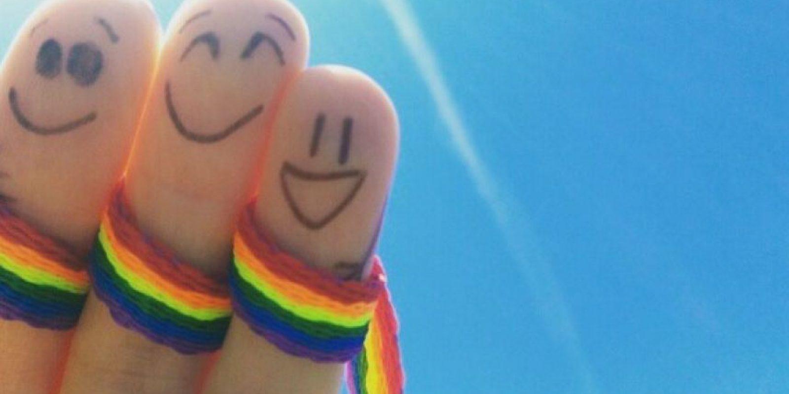 Y estos dedos lucen más felices que nunca Foto:vía Instagram