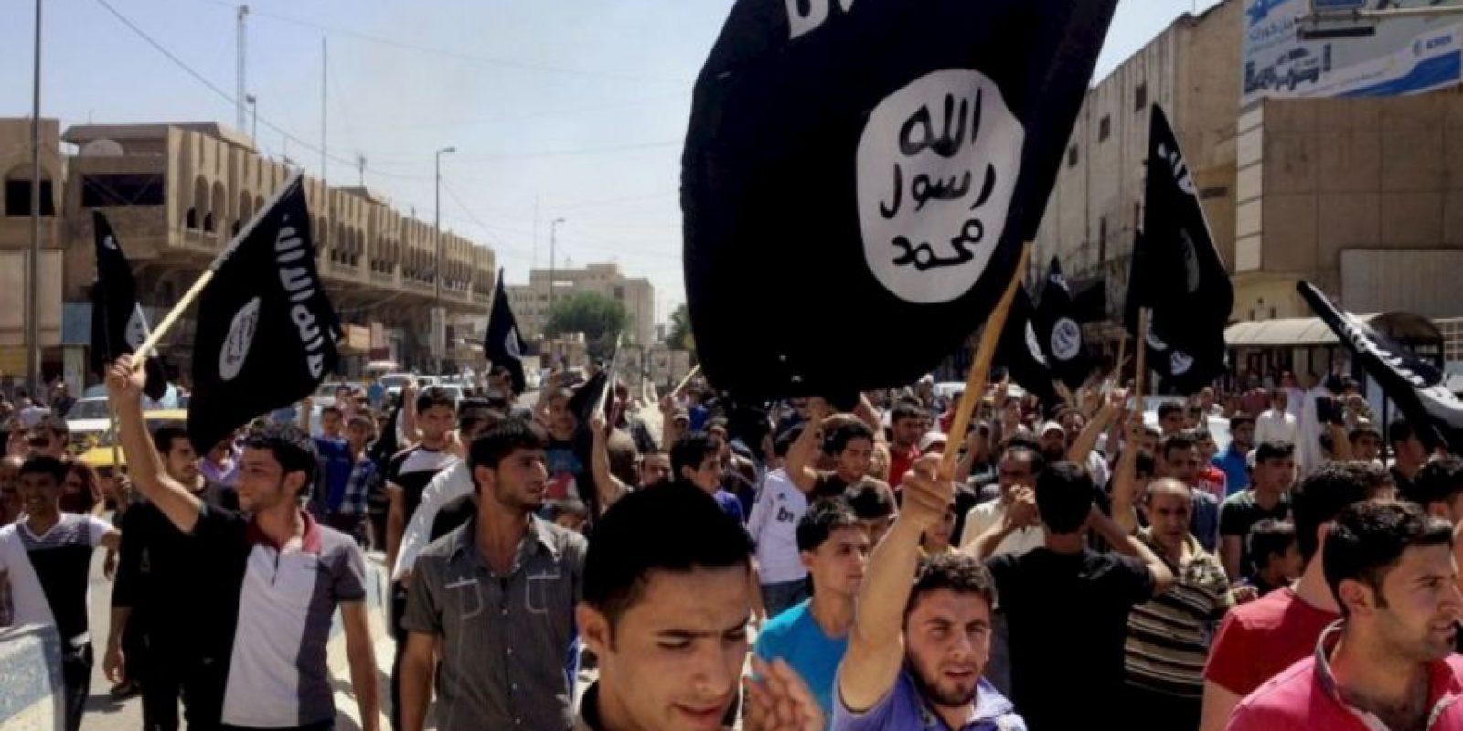 El Estado Islámico volvió a atacar Foto:AFP