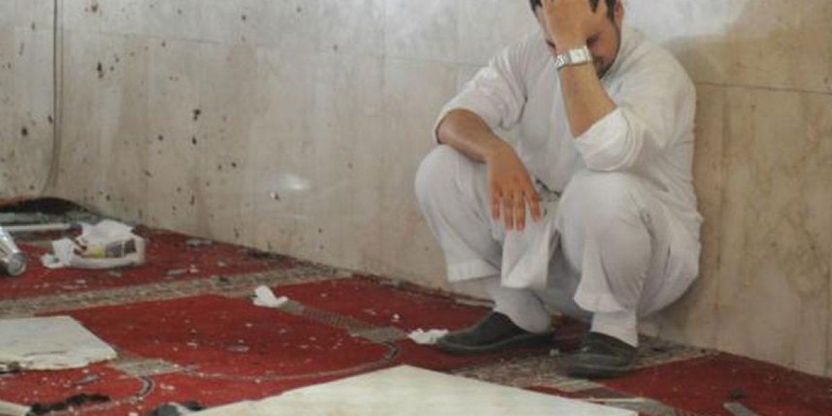 ISIS se adjudica ataque a mezquita en Arabia Saudita