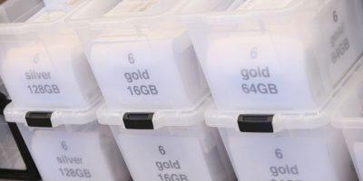 La versión mínima de almacenamiento será la de 32GB. Foto:Getty Images
