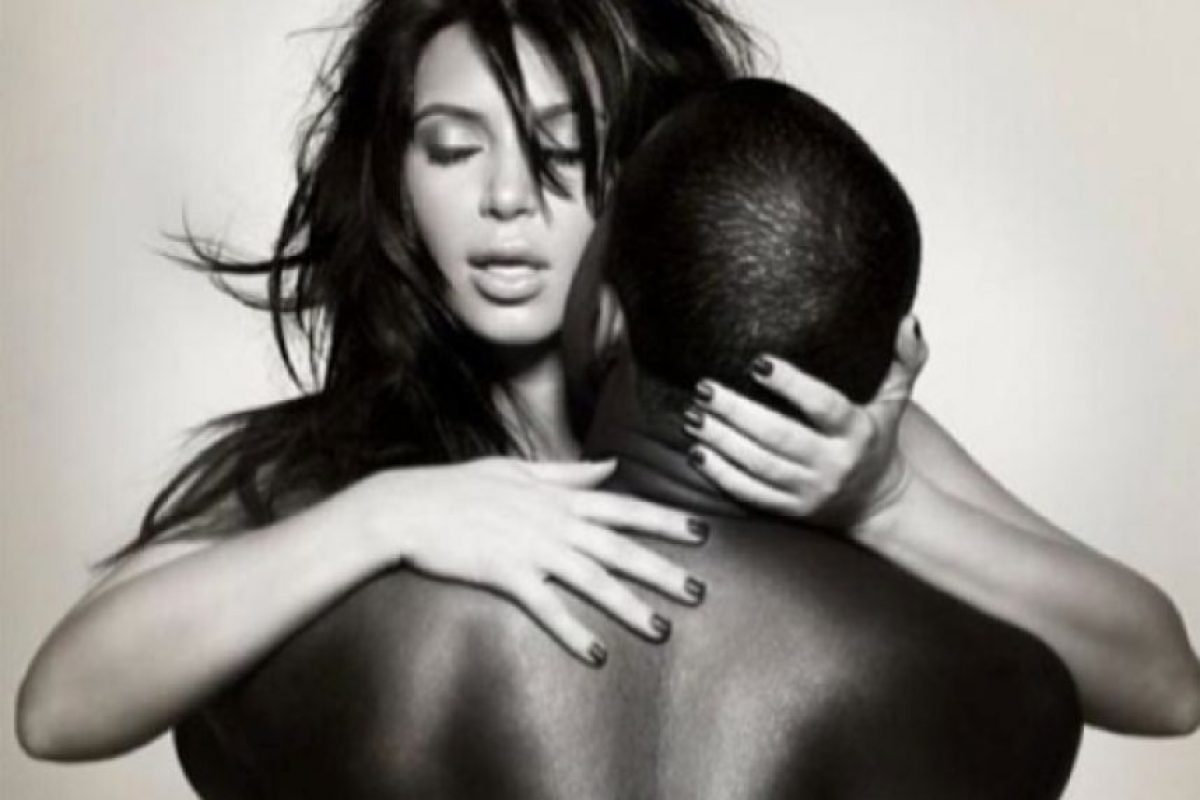 7.- Luego, llegó Kim Kardashian con su sex tape en 2007 Foto:L'Officiel Hommes