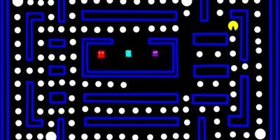 Los fantasmas tienen nombre y son: Blinky (rojo), Pinky (rosa), Inky (cian) y Clyde (naranja) y cada uno de ellos tiene personalidad propia Foto:Licensed under CC-BY