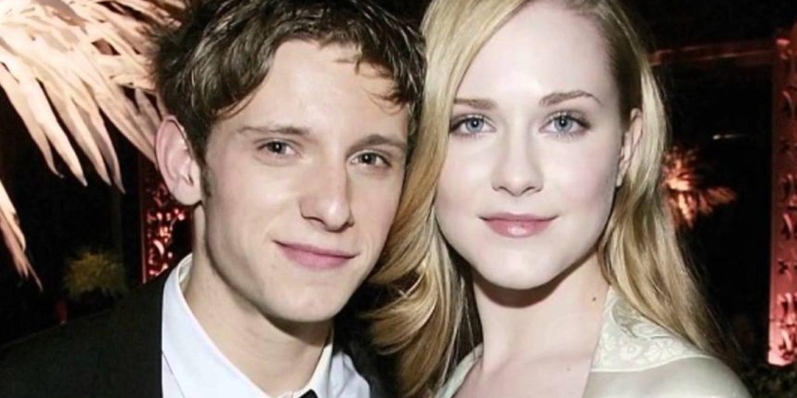Salió con Rachel Wood en 2005, para terminar un año después. Retomó su relación con ella en 2011. Foto:vía Getty Images