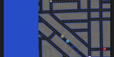 Por su cumpleaños, Microsoft, Bandai Namco Games y Soap Creative lanzaron un gigantesco y complicado tablero para Google Maps Foto:flickr.com/photos/banditob