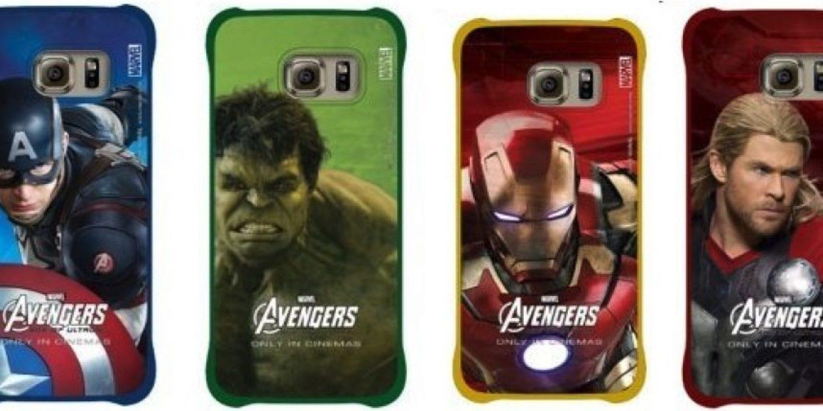 Foto:Samsung / Marvel Comics