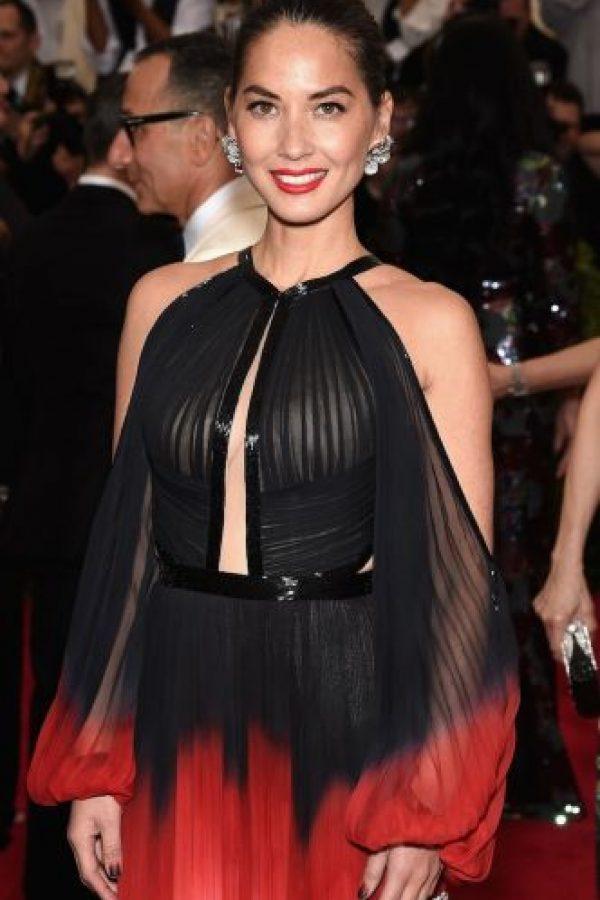 "Olivia Munn será ""Psylocke"" Foto:Getty Images"