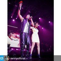 Renny Foto:Instagram El regreso del swing