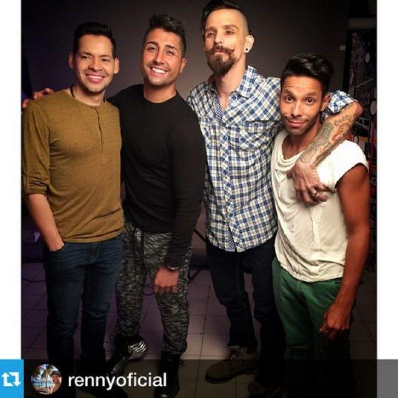 Foto:Instagram El regreso del swing