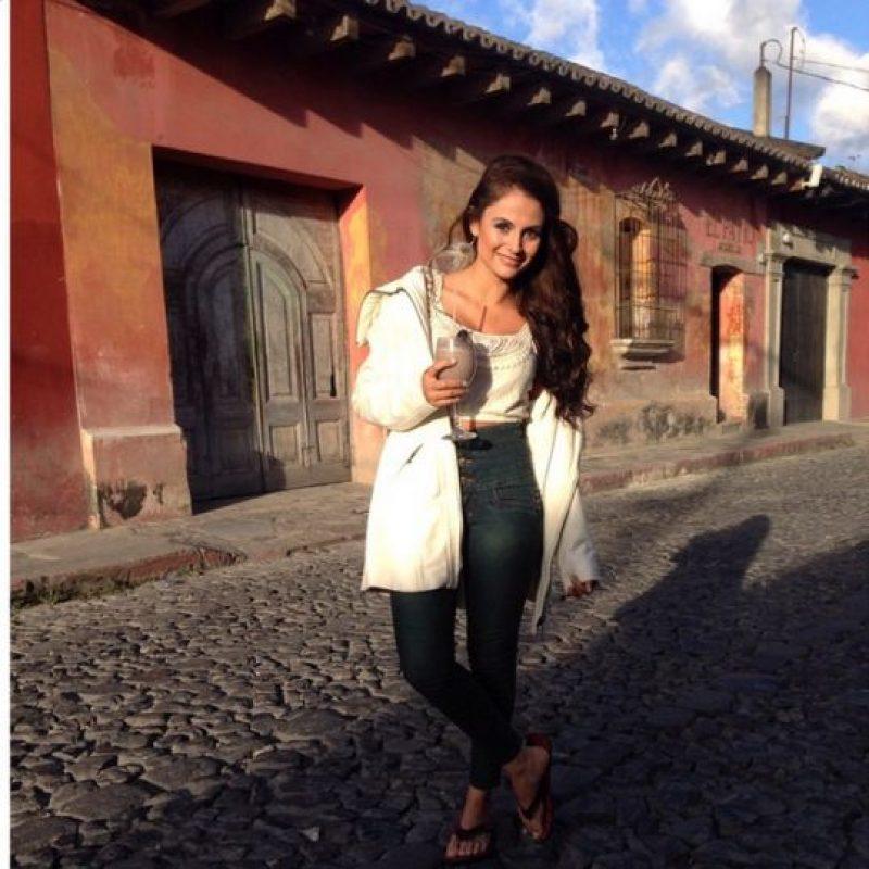 Foto:Instagram Tatiana Arango