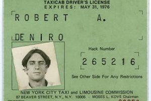 Su licencia ahora pertenece a una colección de documentos de la Universidad de Austin, Texas. Foto:hrc.utexas.edu
