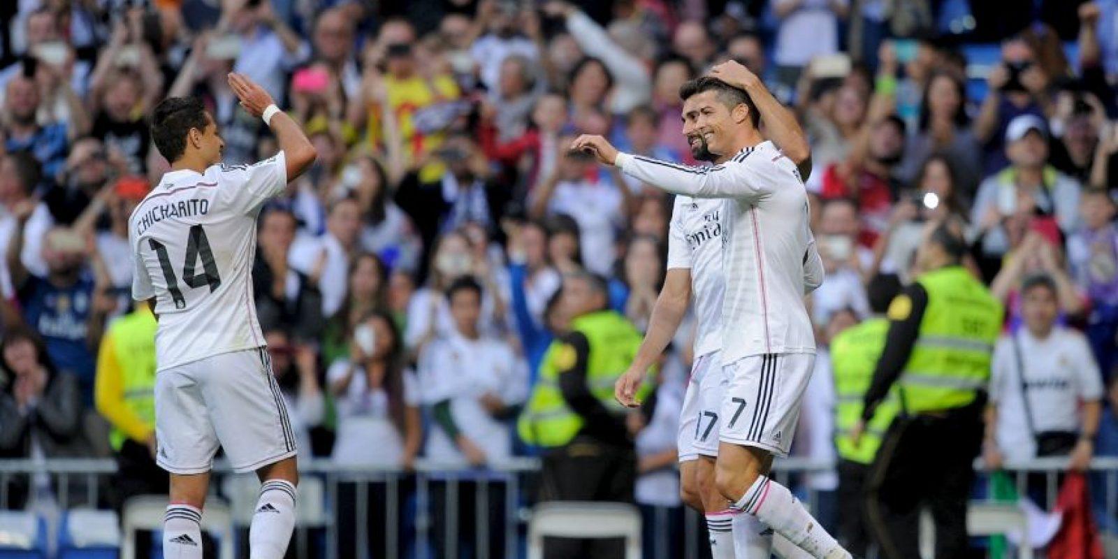Estableció su mejor marca goleadora en un temporada Foto:Getty Images