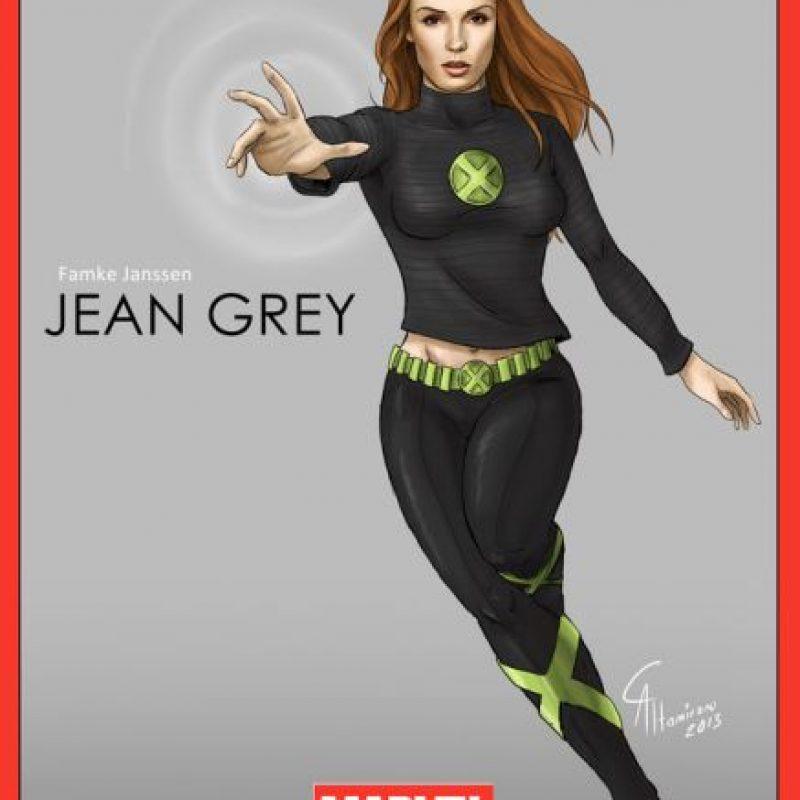 """Jean Grey"" Foto:Deviantart"