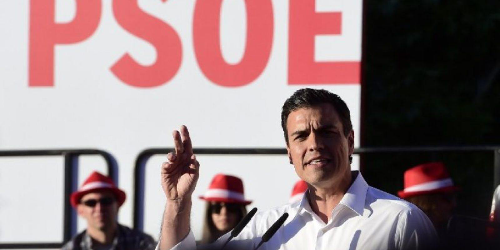 1. El surgimiento de estos partidos políticos Foto:AFP