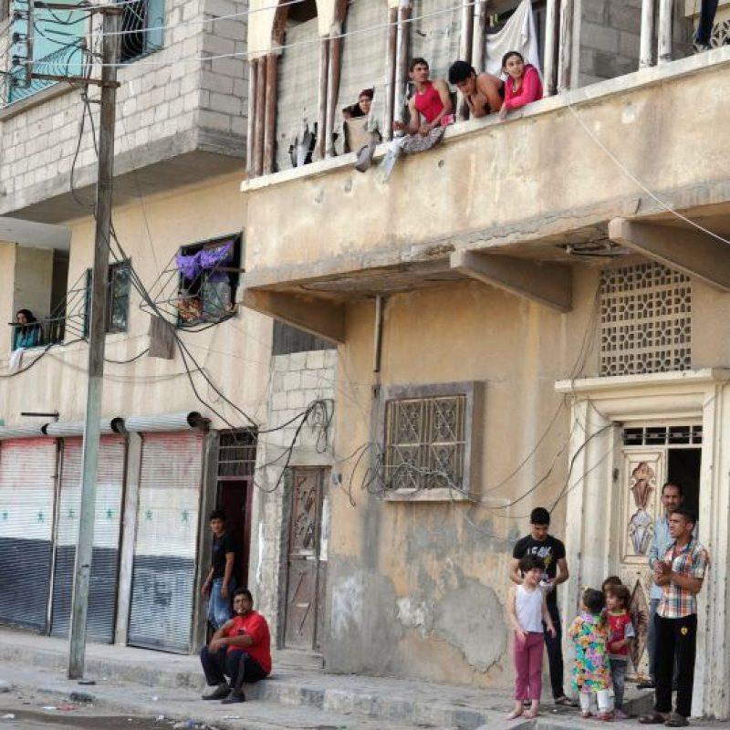 """6. Palmira es conocida como la """"perla del desierto"""". Foto:AFP"""