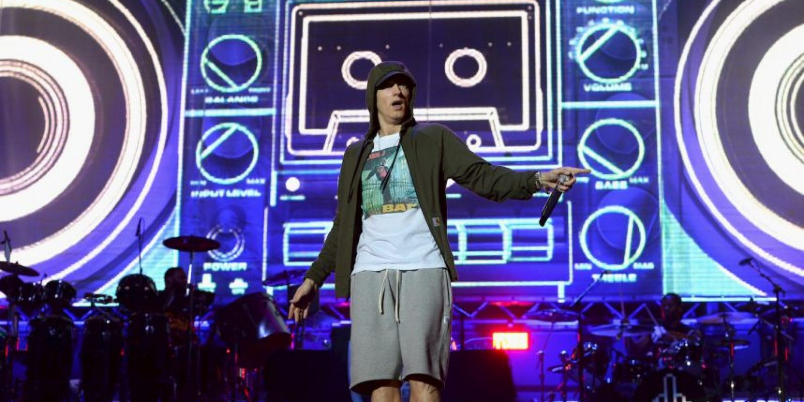 Eminem Foto: Getty Images