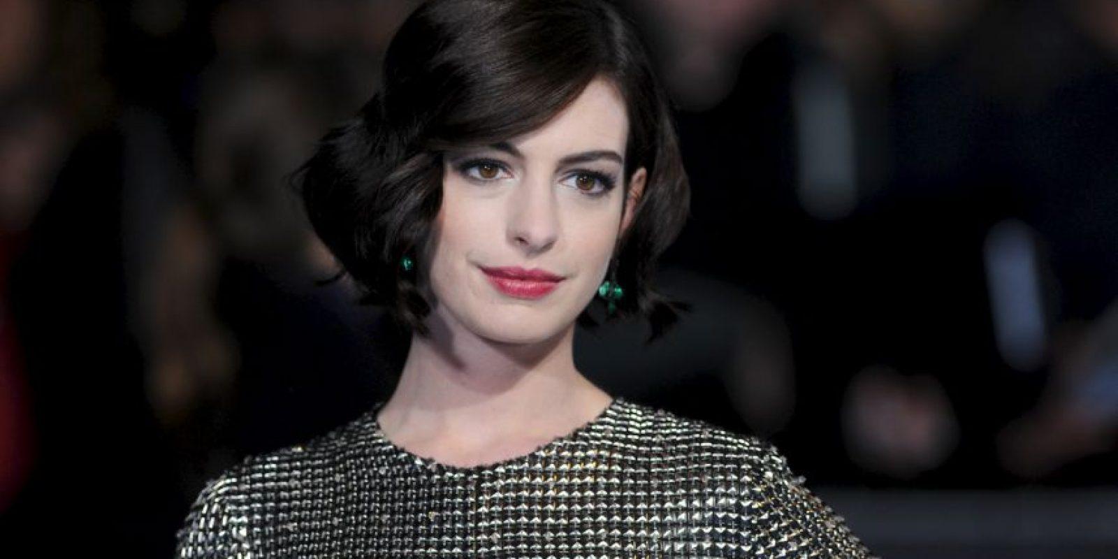 La actriz estrenará su próxima cinta en septiembre Foto:Getty Images