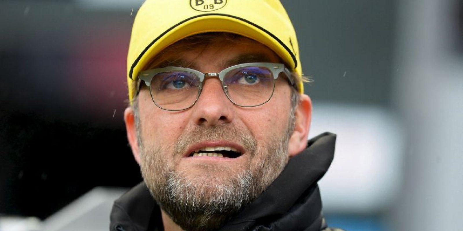¡Lo sentimos, madridistas! Parece que Jurgen Klopp no será el nuevo entrenador del Real Madrid. Foto:Getty Images