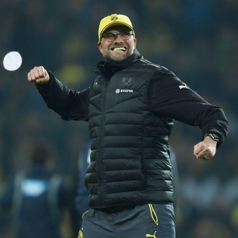 El 15 de abril de 2015 anunció que esta sería su última temporada como entrenador del Borussia Dortmund y se despidió del equipo y afición en Signal Iduna Park para finalizar en el lugar 7º y alcanzar un lugar en la Europa League. Foto:Getty Images