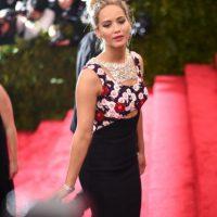 """Tiene su récord por interpretar a """"Katniss"""" en la saga de """"Los Juegos del Hambre"""". Es la heroína de cine de acción más taquillera de todos los tiempos Foto:Getty Images"""