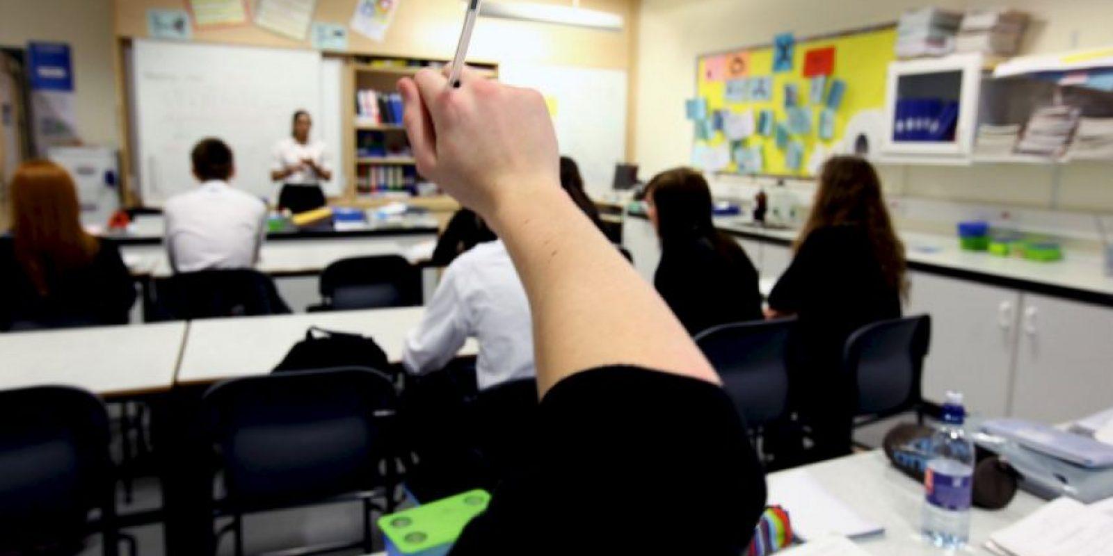 1. El acoso, la violación o la explotación sexual, la prostitución o la pornografía son formas de abuso sexual contra niños. Foto:Getty Images