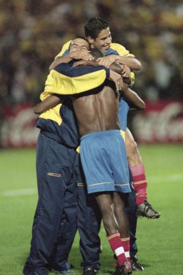 La Selección Colombia venció a México en la final de 2001 Foto:Getty Images