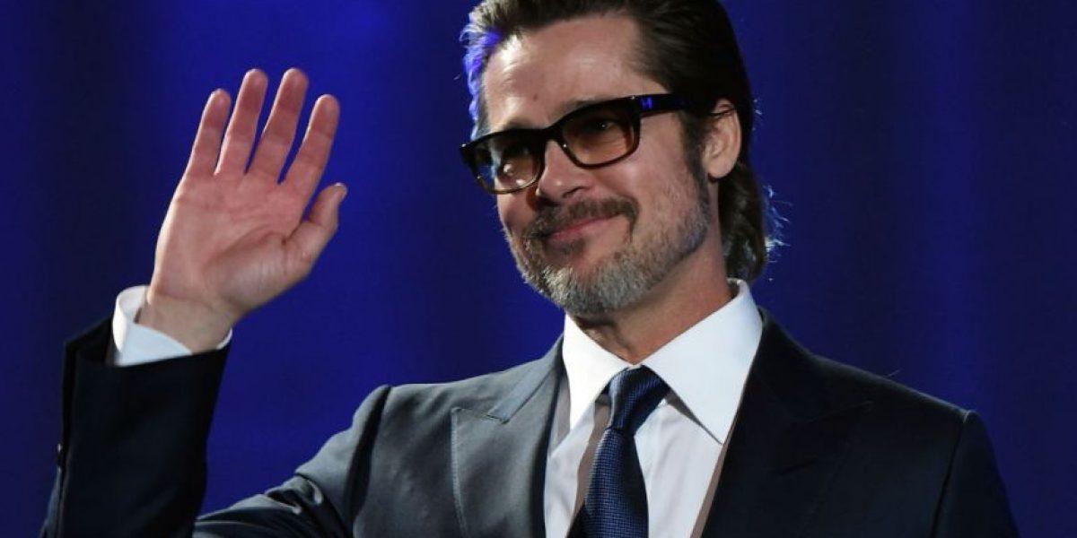 Revista asegura que Brad Pitt mantuvo romances con hombres