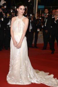 """La estadounidense Rooney Mara también compartió el título de """"Mejor actriz"""" Foto:Getty Images"""