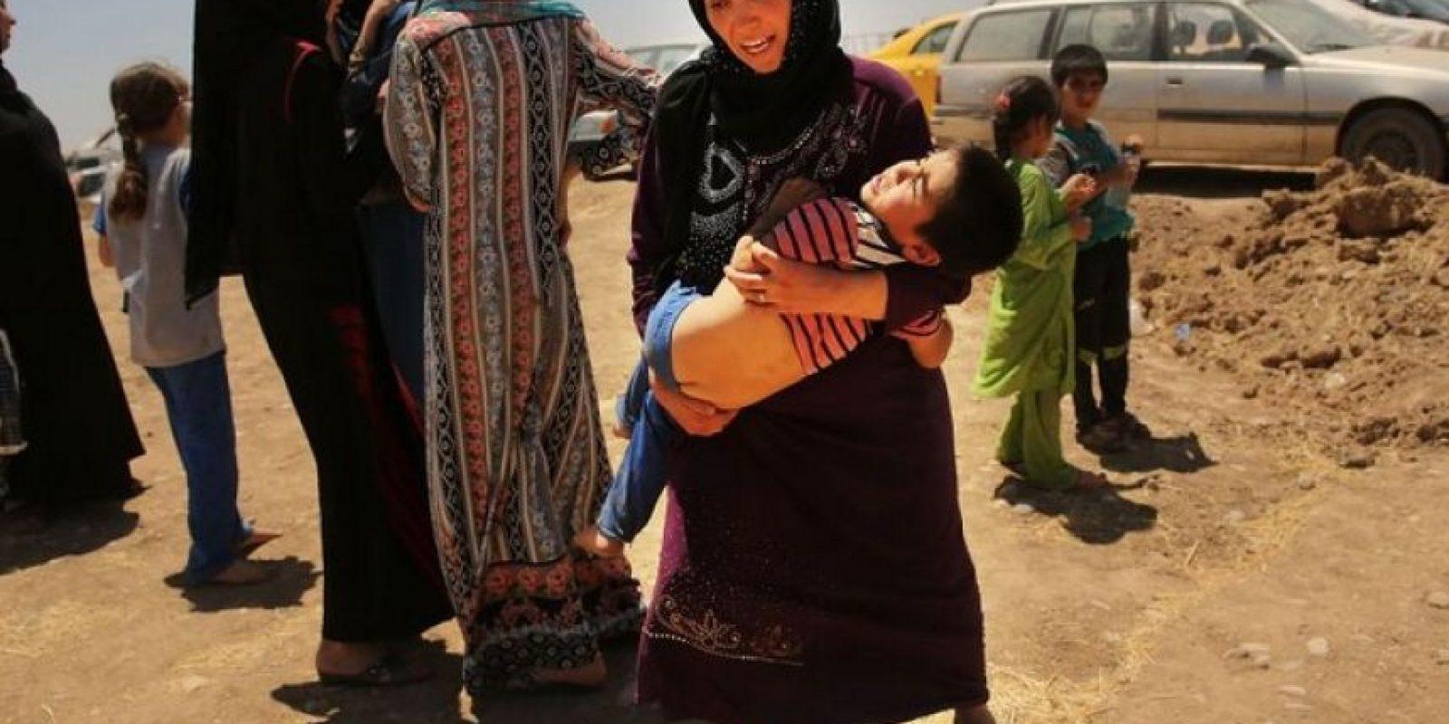 """De acuerdo al documento no está permitido """"adquirir"""" más de tres mujeres, excepto para extranjeros provenientes de Turquía, Siria y para los árabes provenientes del Golfo. Foto:Getty Images"""