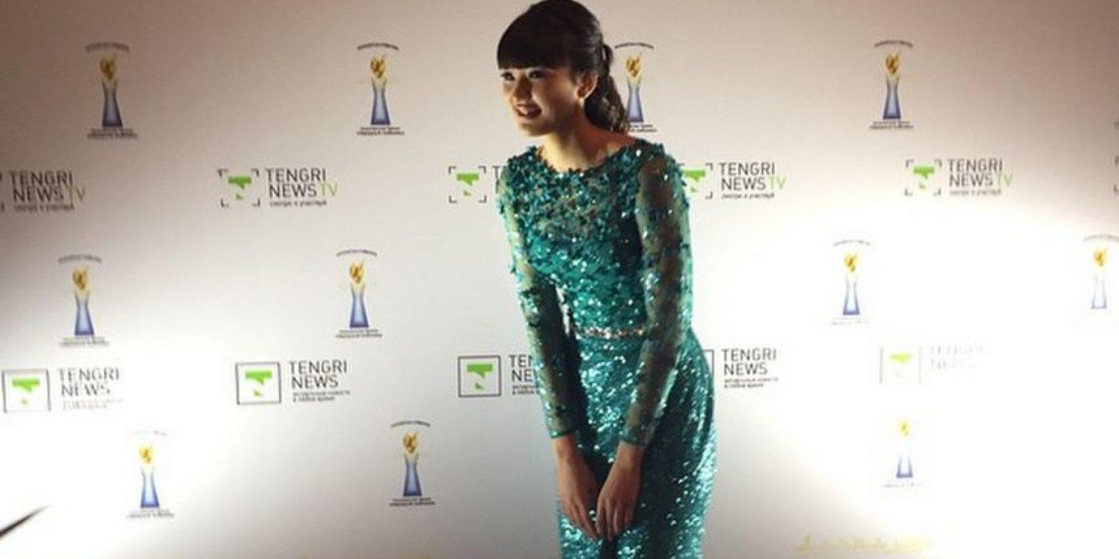 Miren las mejores fotos de sus redes sociales: Foto:Vía instagram.com/altynbekova_20