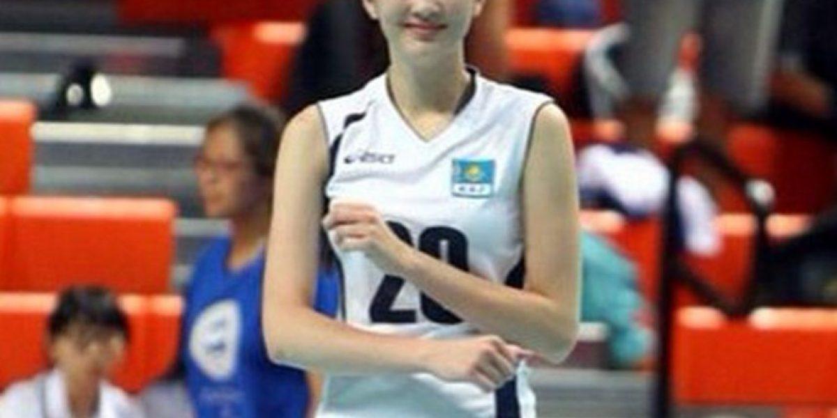 FOTOS: Sabina Altynbekova, la voleibolista que deslumbra en las redes