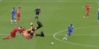 Miren los mejores memes del RKO, de Randy Orton Foto:Twitter
