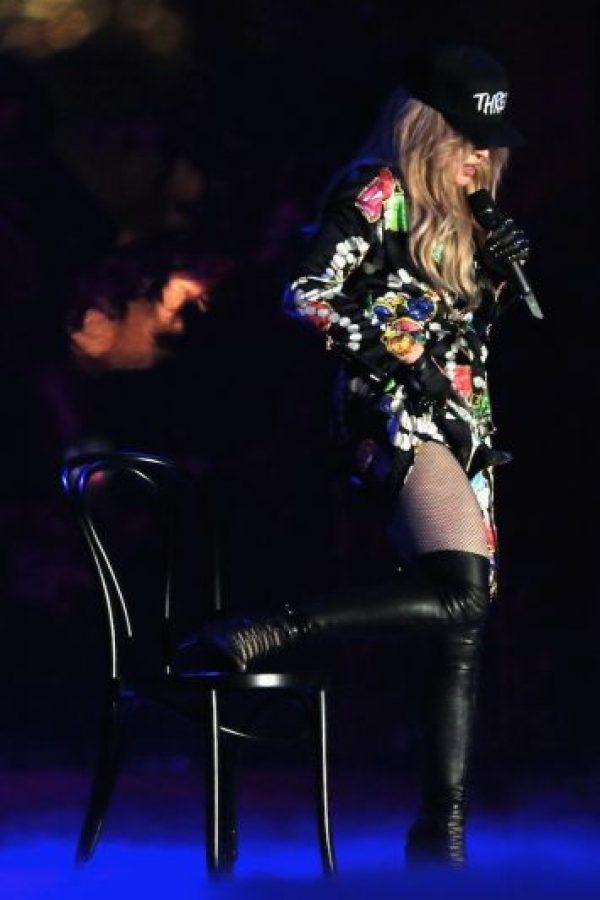 Por otra parte, en marzo la cantante aseguró sentir cierta atracción por el canadiense Foto:Getty Images