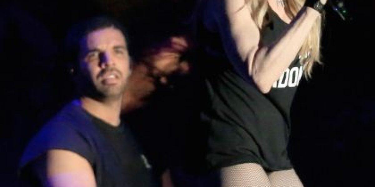 ¿Esta fue la venganza de Drake tras su polémico beso con Madonna?
