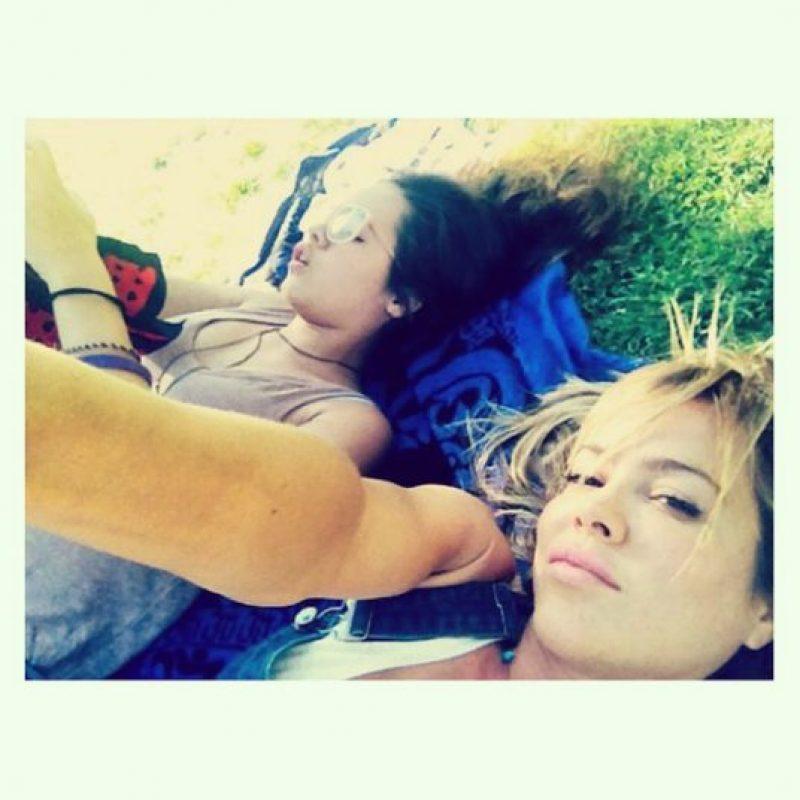 Natañia comparte momentos junto a su hija en redes. Foto:Instagram Natalia Paris