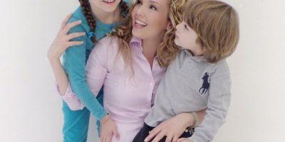 El rol que más disfruta Thalía es el de ser madre. Foto:Instagram/Thalia