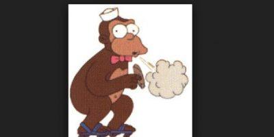 """Mr. Teeny. Asistente personal de Krusty, en """"Los Simpson"""" Foto:Wikicommons"""