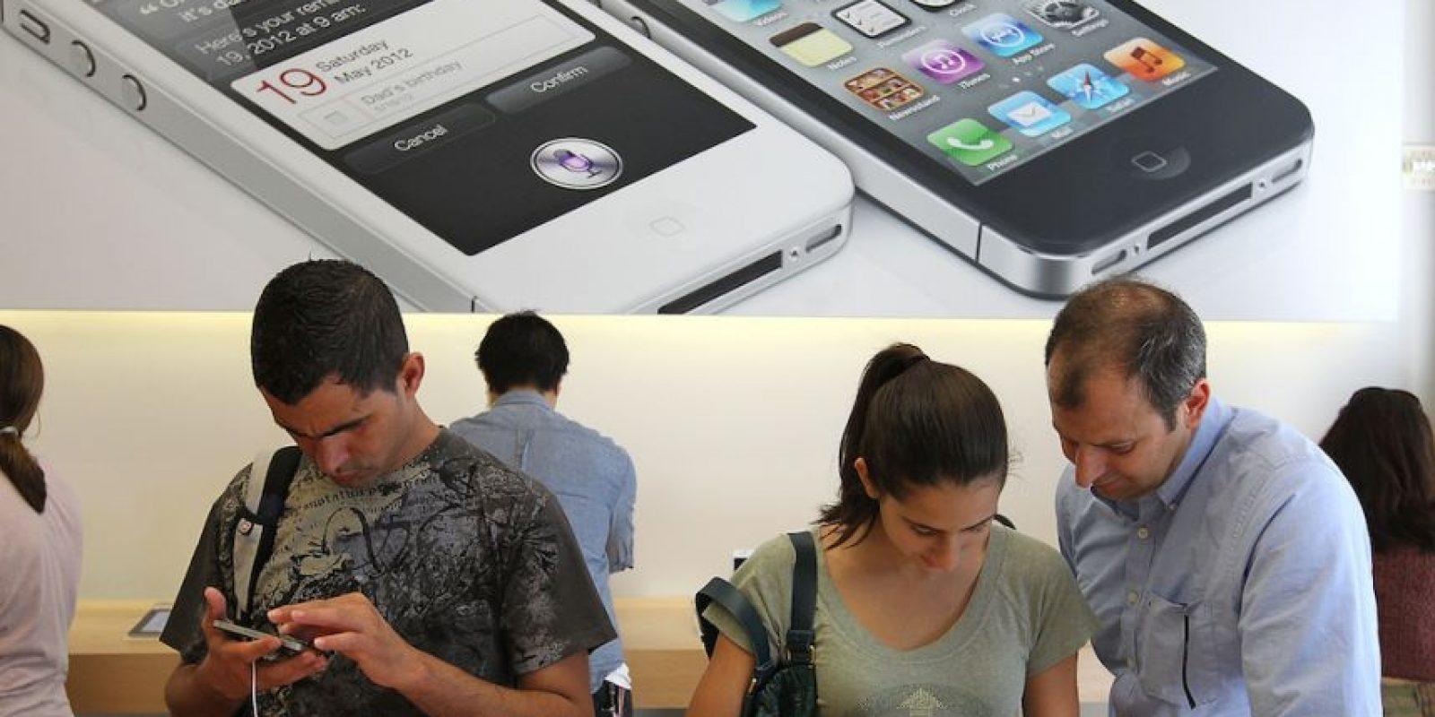 7) Problemas por la versión de iOS Foto:Getty Images