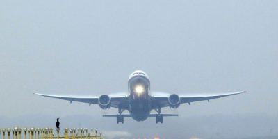 Sin ningún incidente el avión despegó y no tuvo ninguna complicación. Foto:Getty Images
