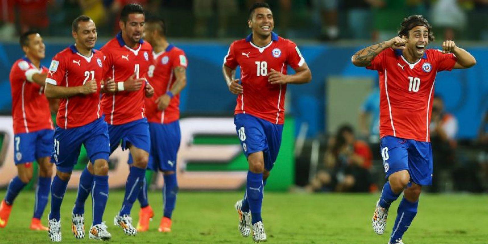 Chile busca su primera estrella Foto:Getty Images
