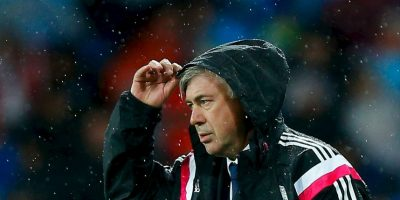 """Carletto"" llegó al Real Madrid en 2013. Foto:Getty Images"