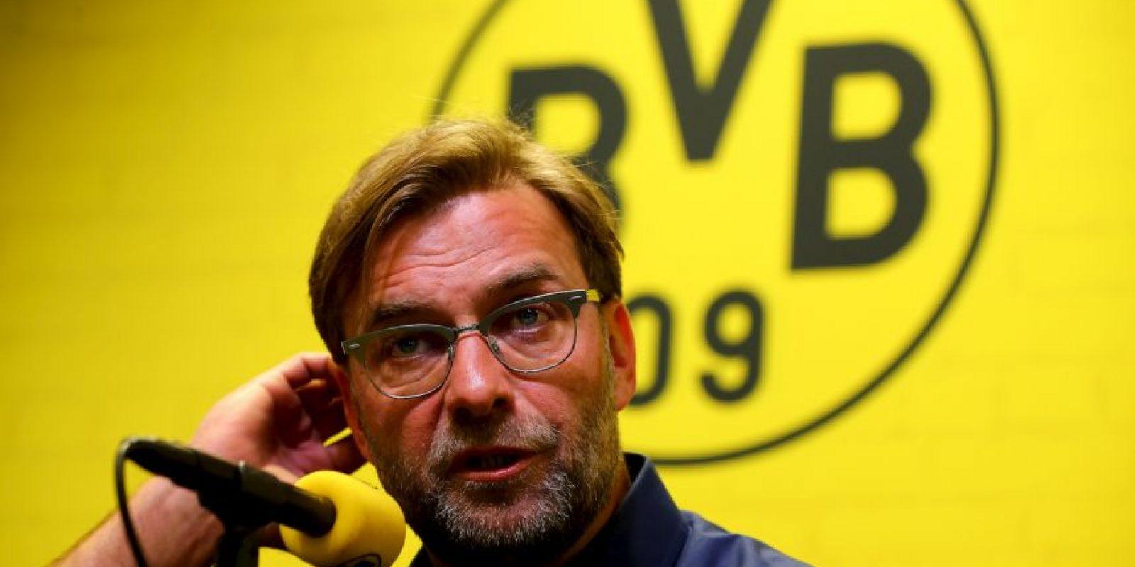 Además, hizo al equipo protagonista de la Champions League y los llevó a la final de la edición 2012-2013 en la cual cayeron ante el Bayern Munich por marcador 2-1. Foto:Getty Images