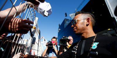 Lewis Hamilton se coronó en 2008 y 2014 Foto:Getty Images