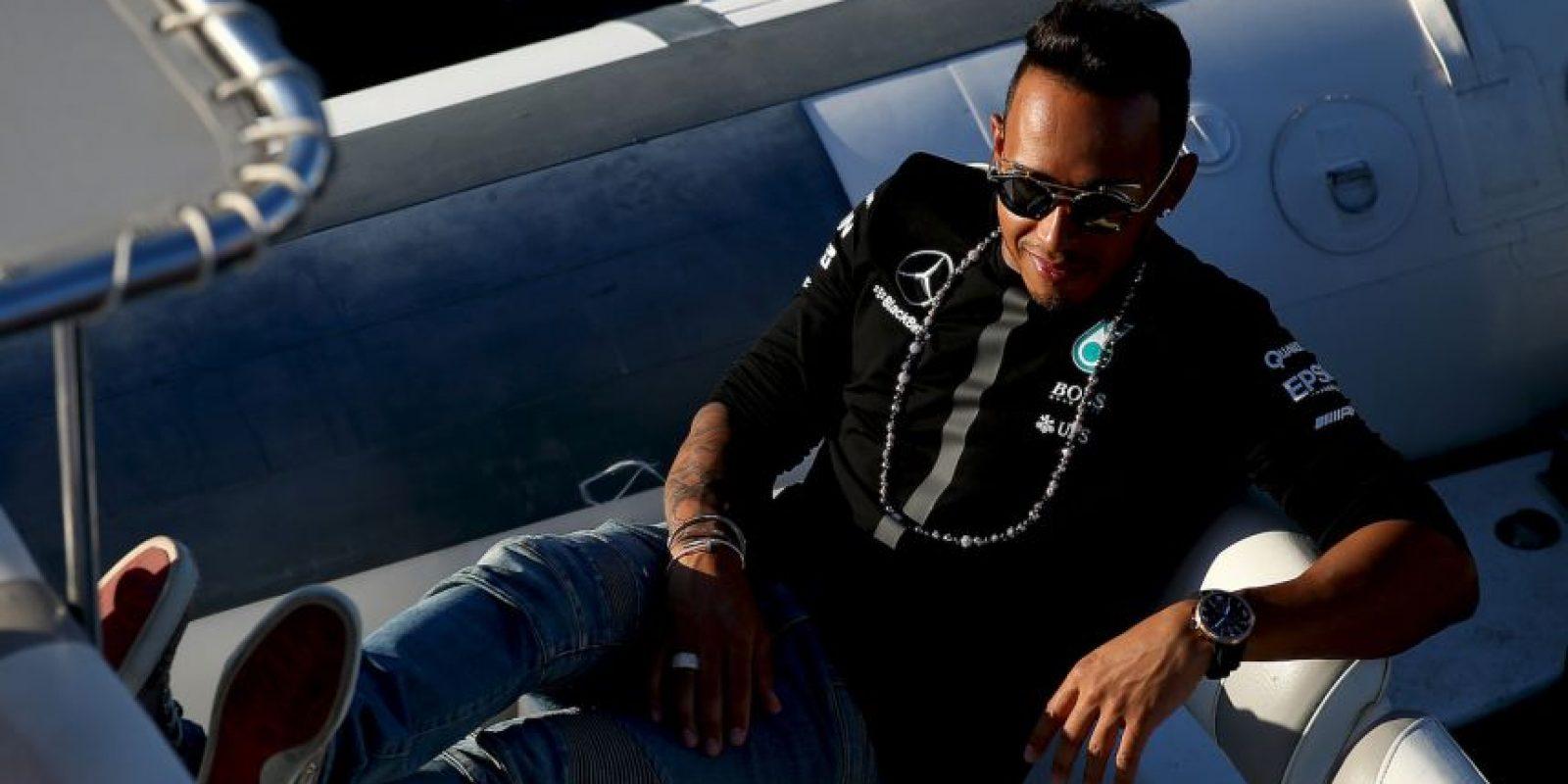 Lewis Hamilton ha ganado dos Mundiales de F1 Foto:Getty Images