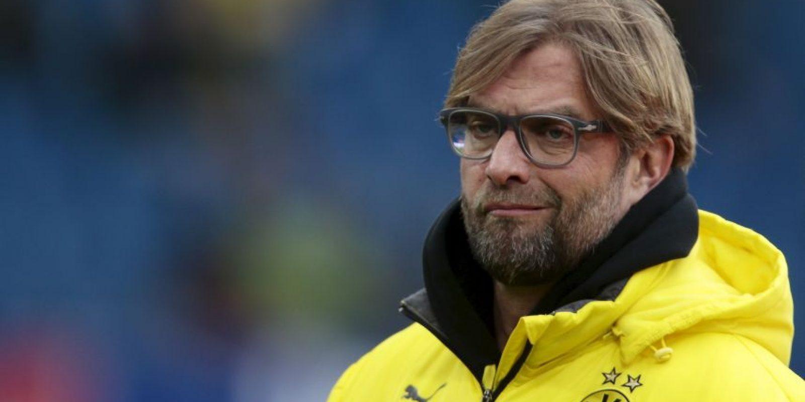 En 2008, Klopp firmó por dos temporadas con el Borussia Dortmund. Foto:Getty Images